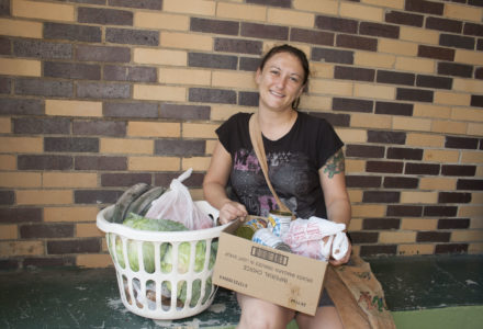 Produce to People Distributions