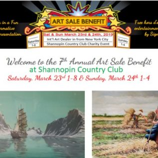 Art Sale Benefit for the Food Bank