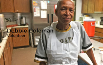 Volunteer Gives Back Through Summer Food