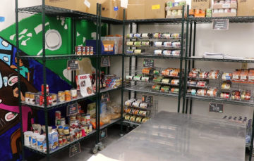 College Food Pantries: CCAC 'Campus Cupboard'