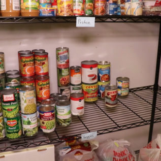 College Food Pantries: Point Park University 'Pioneer Pantry'