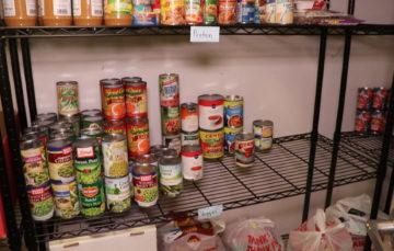 College Food Pantries: Point Park University 'Pioneer Pantry'