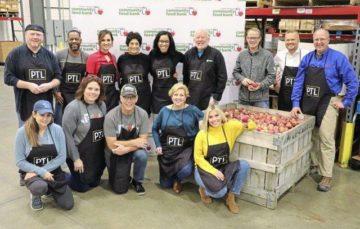 Ya Jagoff Podcast Volunteers With Food Bank