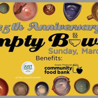 Empty Bowls Event Postponed
