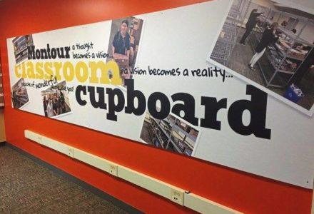 Classroom Cupboard