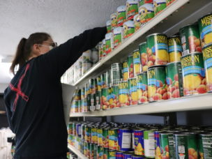 CHS Food Pantry responds to increase in need during COVID-19 crisis