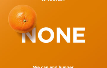 Hunger Action Month 2020: Every Action Counts