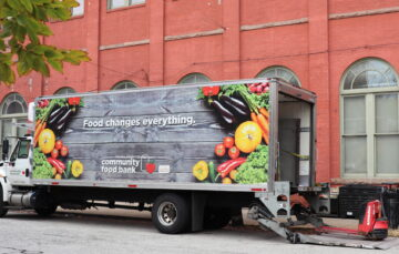 How Do Food Banks Affect Climate Change?
