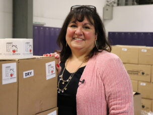 Staff Spotlight: Mary Lou Dzambo