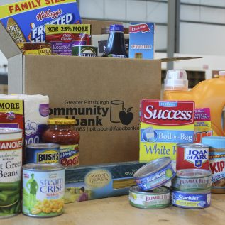 Scouting for Food supports neighbors in need