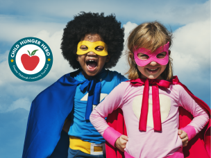 Introducing the Child Hunger Hero Awards